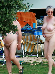 Matures and Grannies Nudists Edition