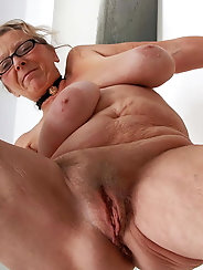 Granny wants to sit on your face