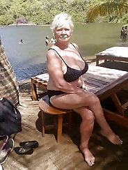 Mature whores get ready for sex