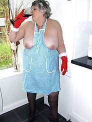 Concupiscent older milf as you love