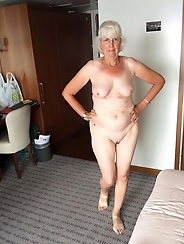 Flawless mature females are taking off their panties