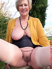 Matures, Grannys, stockings etc