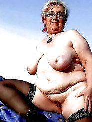 BBW Granny Power
