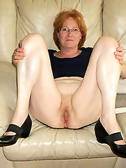 Assorted Granny Pussy 21